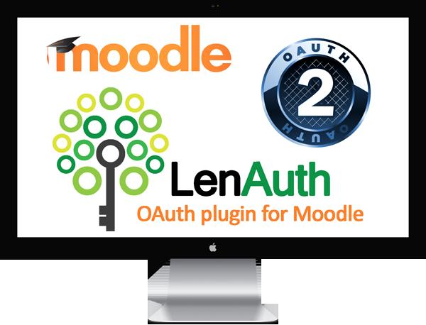 Логотип плагина LenAuth