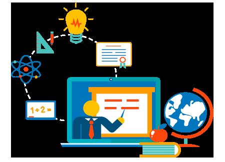 СДО Moodle для учебных центров e-learning
