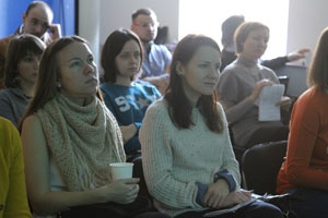 Слушатели слушают про кеширование в WordPress